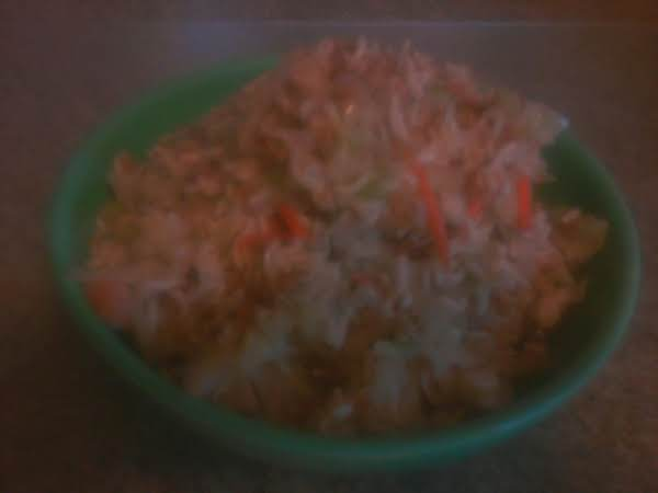 Cabbage Shrimp Salad Recipe