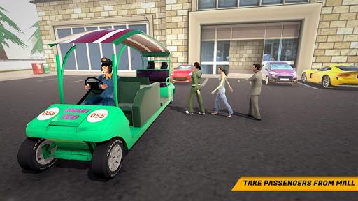 Smart Taxi City Passenger Driver 1.2 screenshots 2