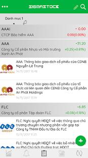 Sigma Stock - Thong tin Chung Khoan - náhled