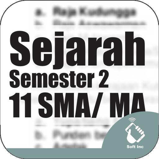 Kelas 11 SMA-SMK-MA Mapel Sejarah Smt 2