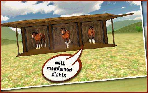 私のダンスの馬の3D|玩體育競技App免費|玩APPs