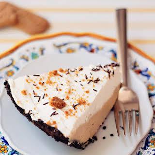 Biscoff Cream Pie.