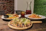 馬蔬蔬蔬食Pizza