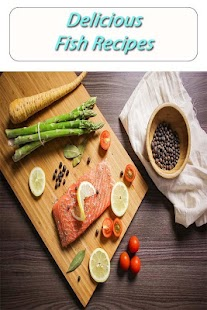 Fish Tasty Recipes - Best Seafood Recipes - náhled