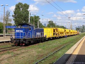 Photo: SM42-2455 (Orion Kolej) {Warszawa Zachodnia; 2014-07-13}