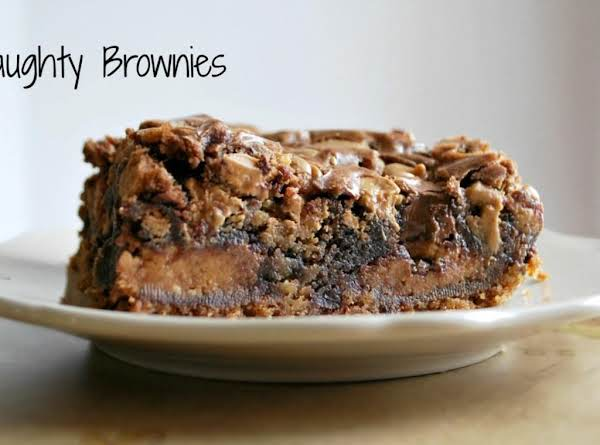 Naughty Brownies Recipe
