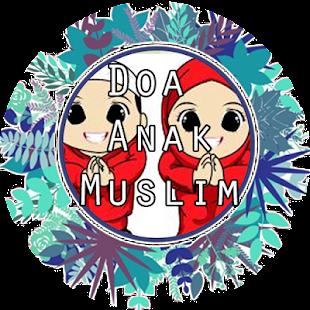 Anak Muslim Berdoa - náhled