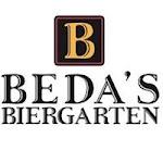 Logo for Beda's Biergarten