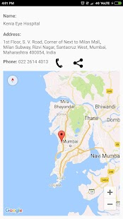 GPS Map using Google Maps Mod