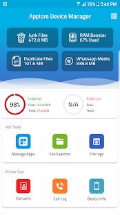 Applore - Device Manager Screenshot