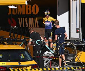 """Jumbo-Visma kondigt met vertrouwen aan: """"Wanneer Primož Roglič start, strijdt hij normaal voor de overwinning"""""""