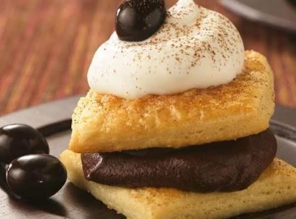 Mocha Mousse Puffs Recipe