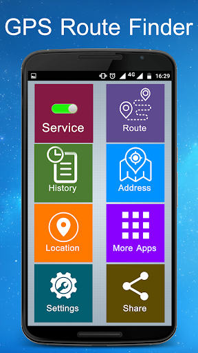 GPS, Maps, Navigations, Directions & Live Traffic 1.39.0 screenshots 10
