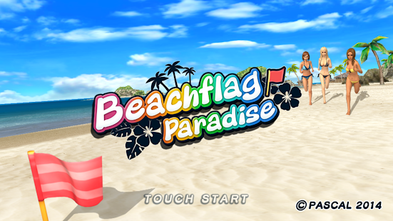 Beach Flag Paradise- screenshot thumbnail