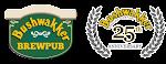 Logo for Bushwakker Brewing