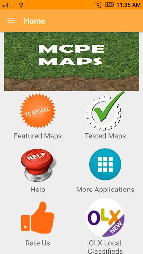 Maps For MCPE FREE