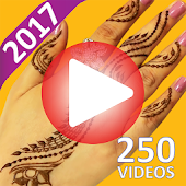 Top 250 Henna Video Tutorials