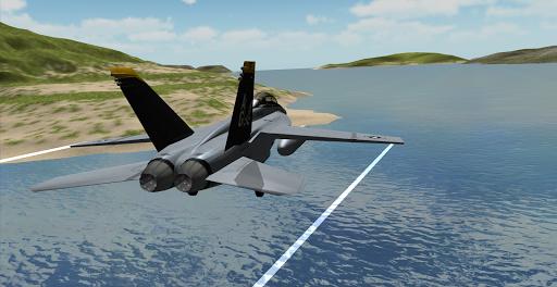 F18 Airplane Simulator 3D 1.0 screenshots 7