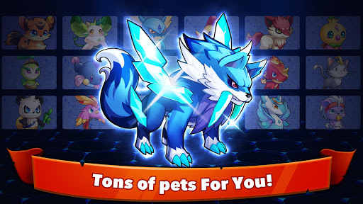Pet Alliance 2 - Monster Battle - screenshot