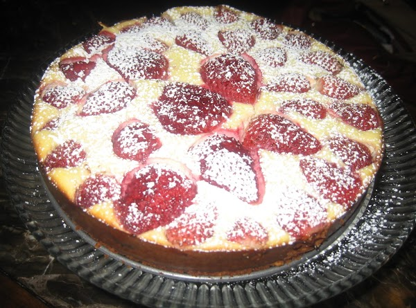 Strawberries Cheesecake; Easy And Delicious Recipe