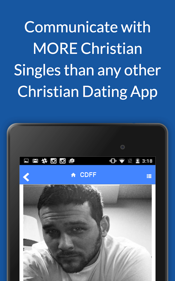christian dating mobile app