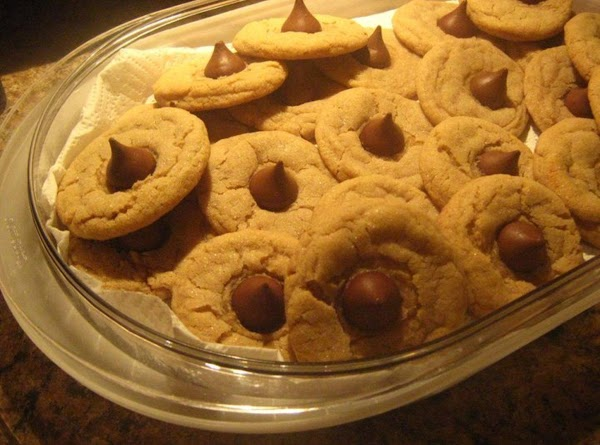 Soft Peanut Butter Blossoms Recipe