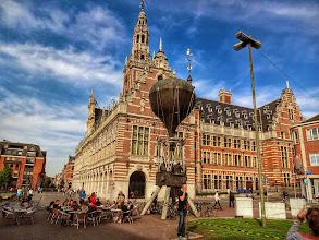 Photo: Leuven University Library