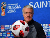 Didier Deschamps blikt vooruit op duel met de Belgen, wat met afwezigen Kanté, Pavard en Mbappé?