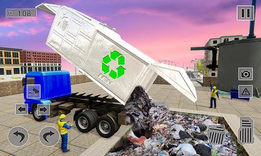 City Garbage Simulator: Real Trash Truck 2020 ss3