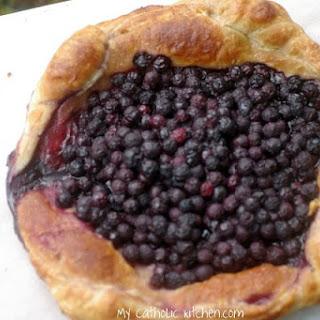 Frozen Berry Tart Recipes
