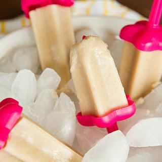 Banana Popsicles Recipe