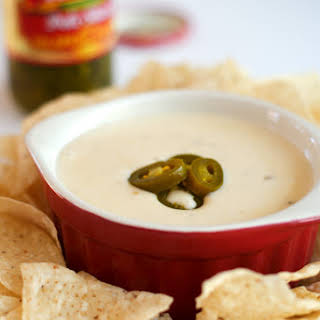 Crock Pot Queso Blanco Dip.