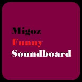 Migoz Funny Soundboard - náhled