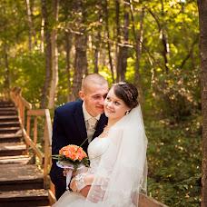 Wedding photographer Valentina Baturina (valentinalucky). Photo of 13.10.2015