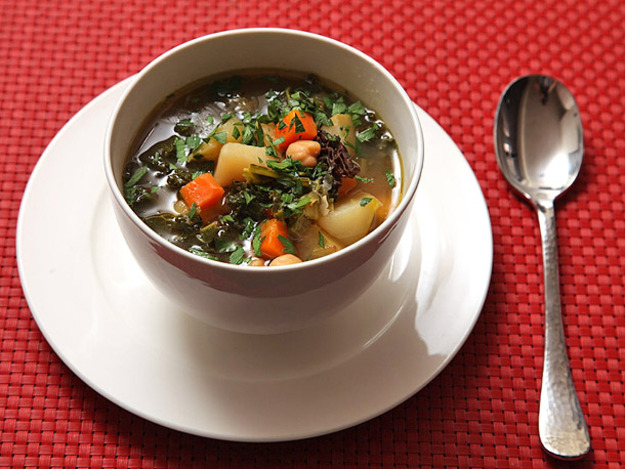 Hearty Winter Vegetable Soup Recipe