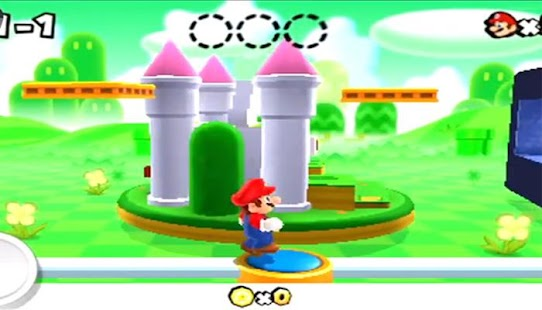 Tips For Super Mario 3D Land - náhled