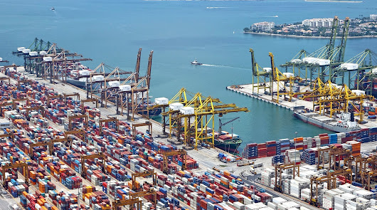 Las exportaciones andaluzas alcanzan los 25.206 millones de euros