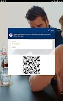 Screenshot of Bancontact Mobile