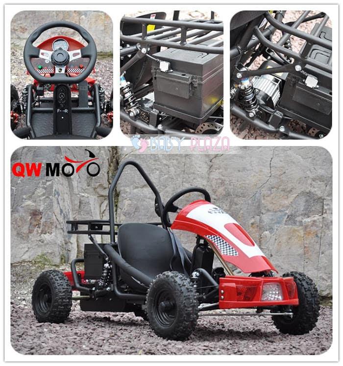 Xe đua F1 chạy bằng điện QWATV-04A 7