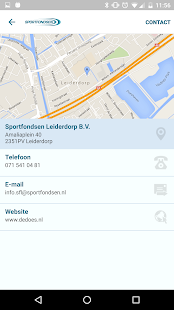 Sport/Recreatiecentrum De Does: miniatuur van screenshot