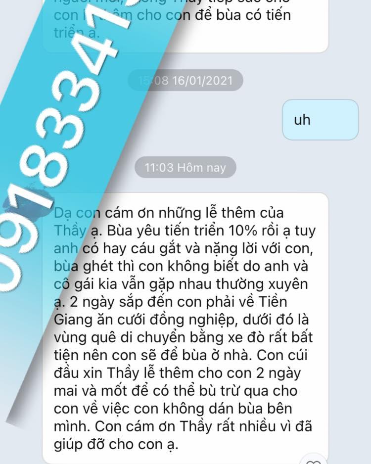 Thầy bùa giỏi ở An Giang là ai?