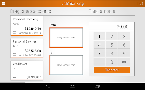 Jacksboro National Bank Mobile screenshot 7