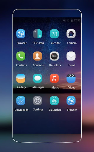 Download Theme for HUAWEI Y6 PRO HD Google Play softwares
