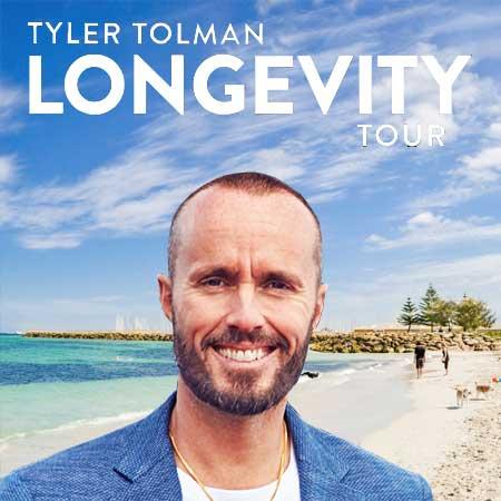 Tyler Tolman Longevity Tour - Fremantle