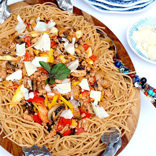 Ground Turkey Mushroom Pasta Recipes