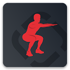Runtastic Squats Coach Flexion icon