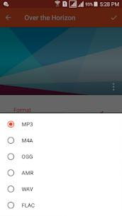 Baixar Audio Converter (MP3, AAC, WMA, OPUS) Última Versão – {Atualizado Em 2021} 2