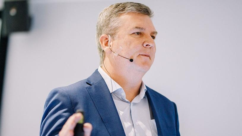 Graham Blain, head of IT governance, risk and compliance at Standard Bank Group.