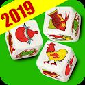bau cua 2019 3d icon