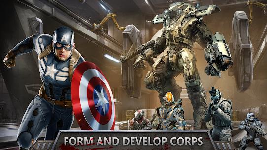 Avengers Wars: Heroes VS Zombies Mod Apk [Unlimited Money] 5